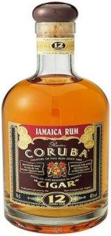 Rum 12 YO Coruba Cigar