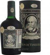 Rum 12 YO Reserva Exclusiva Diplomatico - dárkové balení