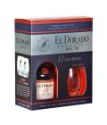 Rum El Dorado - dárkové balení