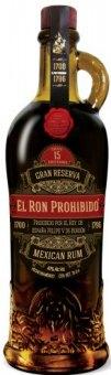 Rum 15 YO El Ron Prohibido