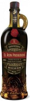 Rum 15 YO Habanero El Ron Prohibido