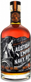 Rum 18 YO Austrian Empire Navy Albert Michler Distillery
