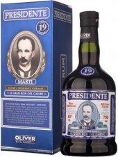 Rum 19 YO Presidente