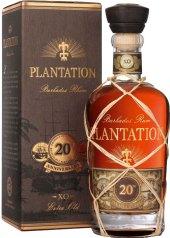 Rum 20 YO Anniversary Plantation