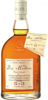 Rum 5+3 YO Dos Maderas