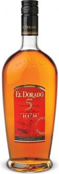 Rum 5 YO El Dorado