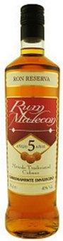 Rum 5 YO Reserva Malecon