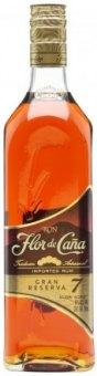 Rum 7 YO Gran reserva Flor de Caňa