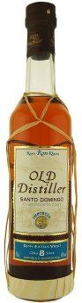 Rum 8 YO Old destilary Imported
