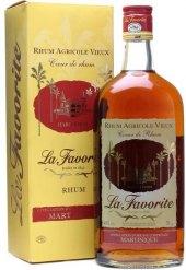 Rum Agricole Vieux Habitation La Favorite