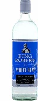 Rum bílý King Robert II