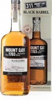 Rum Black Barrel Mount Gay
