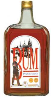 Rum Bum pražské gardy