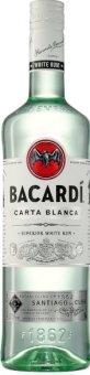 Rum Carta Blanca Bacardi