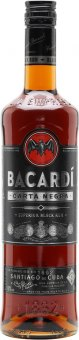 Rum Carta Negra Bacardi