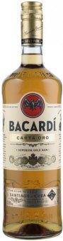 Rum Carta Oro Bacardi