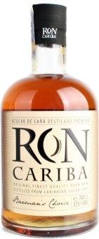 Rum Dark Ron Cariba