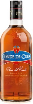 Rum Elixír Conde de Cuba