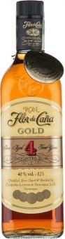 Rum Gold Flor de Caňa