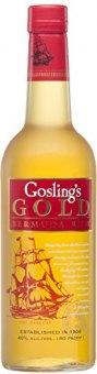Rum gold Gosling´s