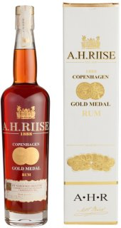 Rum Gold Medal A.H.Riise