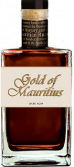 Rum Gold of Mauritius