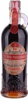 Rum Habanero El Ron Prohibido