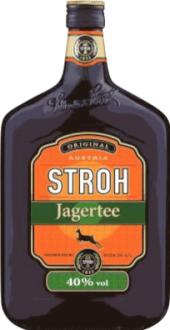 Rum Jagertee Stroh