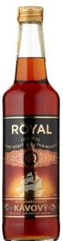 Rum kávový Krásnobřezenský Royal