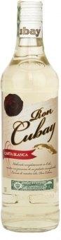 Rum kubánský bílý Ron Cubay