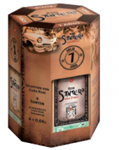 Rum Ron Santero - dárkové balení