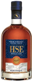 Rum Single Cask Saint Etienne HSE
