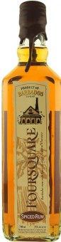 Rum Spiced Barbados Foursquare