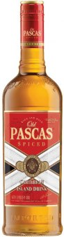 Rum Spiced Old Pascas