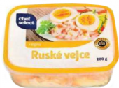 Ruské vejce v aspiku Chef Select