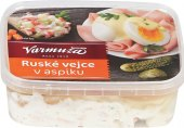 Ruské vejce  v aspiku Varmuža