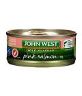 Losos růžový John West