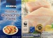 Rybí filé mražené Edeka