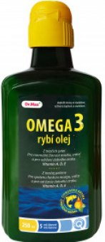 Rybí olej Omega 3  Dr.Max