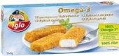 Rybí prsty mražené Omega-3 Iglo