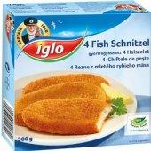 Řízek rybí mražený Iglo