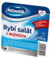 Salát rybí s majonézou Atlantik
