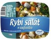 Salát rybí v majonéze Korado