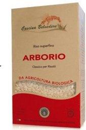 Rýže arborio bio Cascina Belvedere