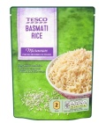 Rýže basmati do mikrovlnné trouby Tesco