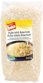 Rýže Naše Bio