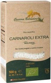 Rýže carnaroli bio Cascina Belveder