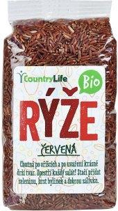 Rýže červená bio Country Life