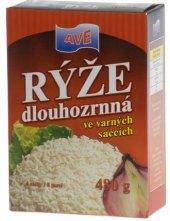 Rýže dlouhozrnná AVE