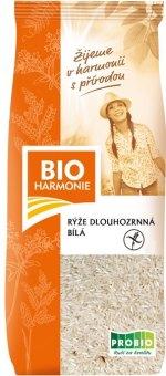 Rýže dlouhozrnná Bio Harmonie